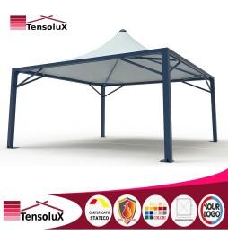 Copertura stalla recinto PVC